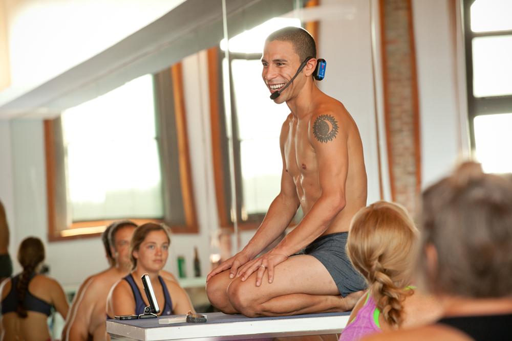 Workshop with Fuel Hot Yoga – Athens, GA