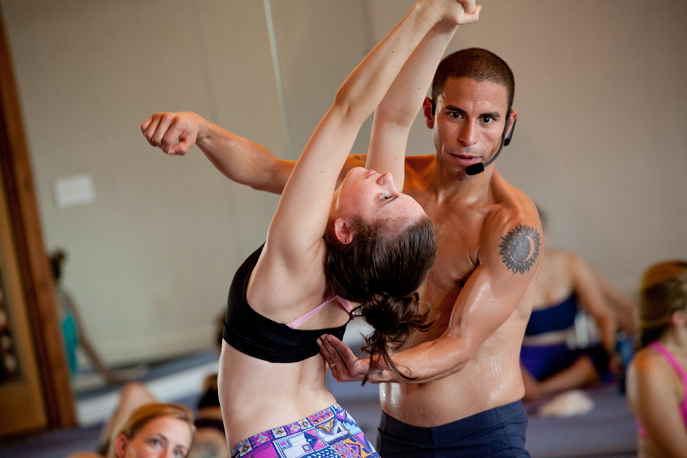 Brooklyn, New York | Back Bending and Core Strengthening Workshop | June 8, 2018