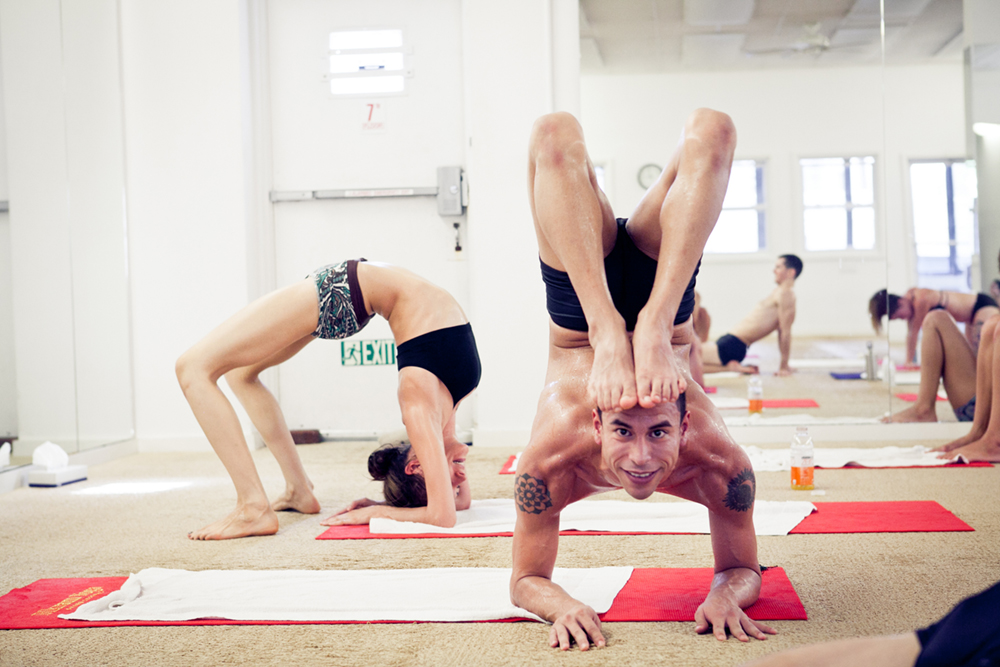 Asana Championship Training – NYC