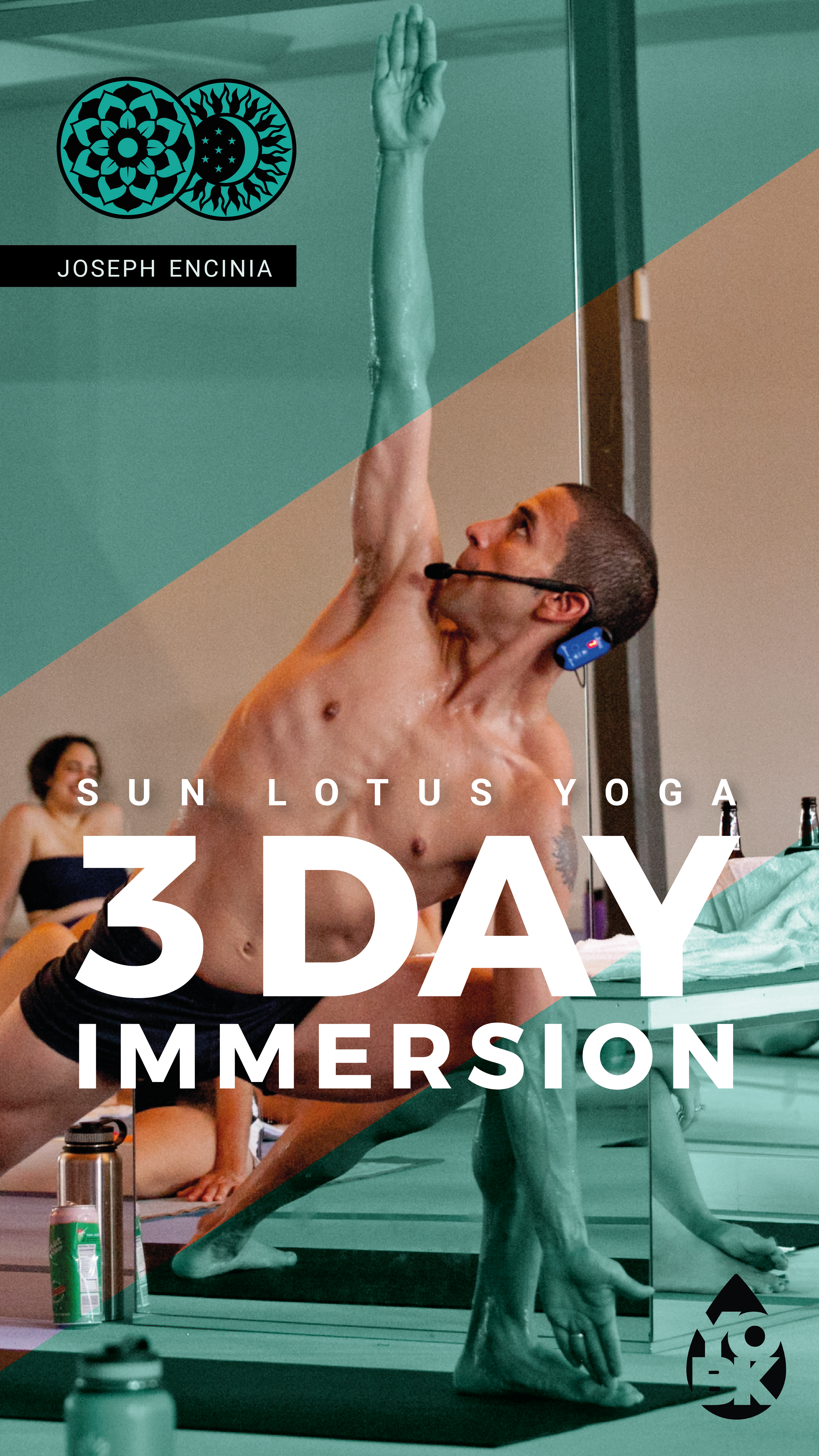 BROOKLYN, NYC | SEPTEMBER 28 – 30, 2018 | 3-DAY YOGA IMMERSION