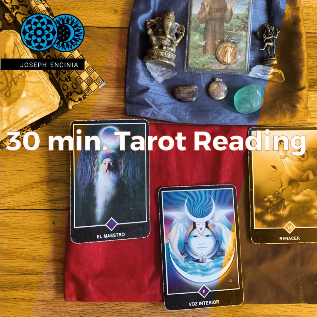 30 Min. Yogi Tarot Reading
